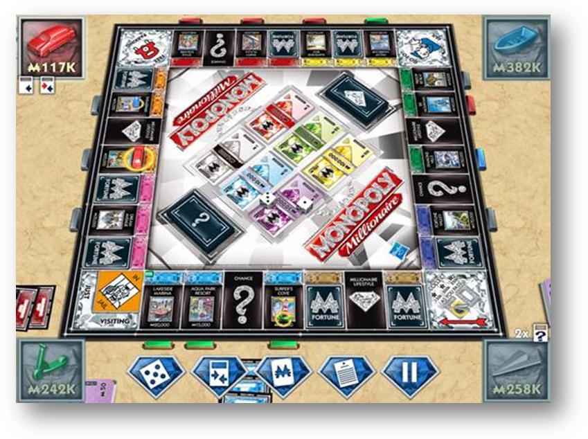 juegos de monopoly millonario