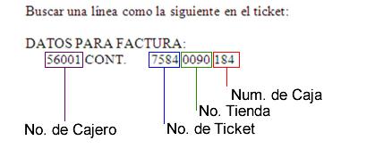 Ticket Facturacion Aka Si, Solo un Precio